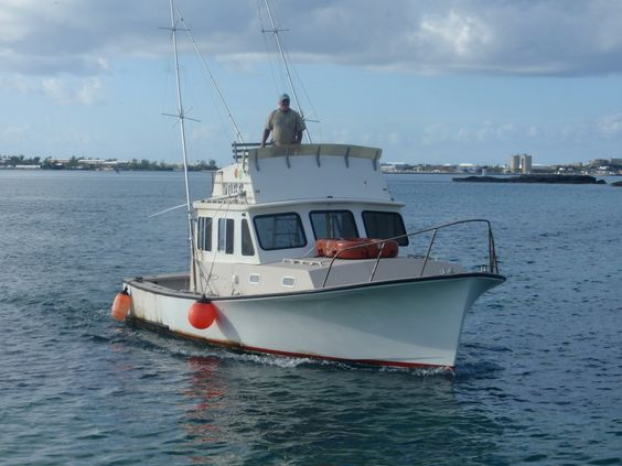 Fishing in bermuda with capt andrew card travel for Fishing in bermuda