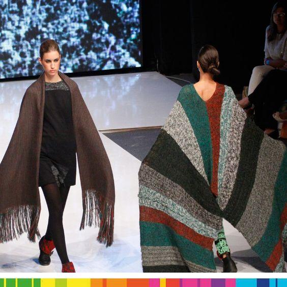 La diseñadora Sandra Serrano nos muestra su colección diseñada en las fibras de algodón y alpaca para la pasarela de Perú Moda 2013.