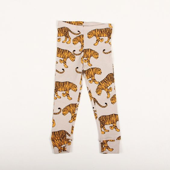 Mini Rodini AW 12, Tiger leggings