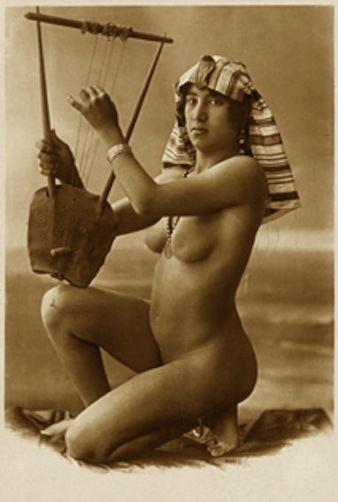 erotic nude arab women