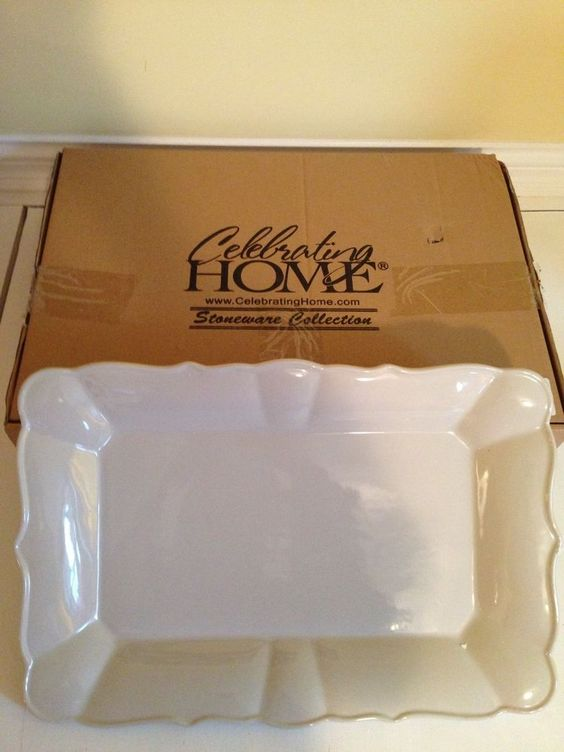 Celebrating home aka home interior platter veranda collection nib retired celebrating home Celebrating home home interiors