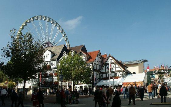 Lullusfest, Bad Hersfeld, Germany. (Im living not far from Bad Hersfeld)