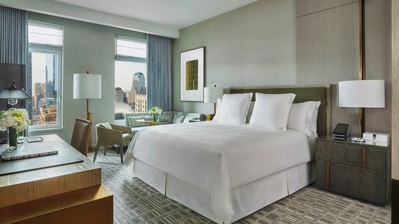 Four Seasons Hotel New York is now open in lower Manhattan