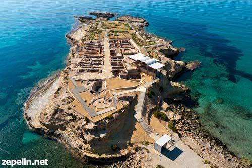 Iberia Pre Roman Spain Yacimientos Iberos La Illeta Dels