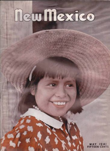 New Mexico Magazine, 1941 - Checkout all of our vintage editions today!