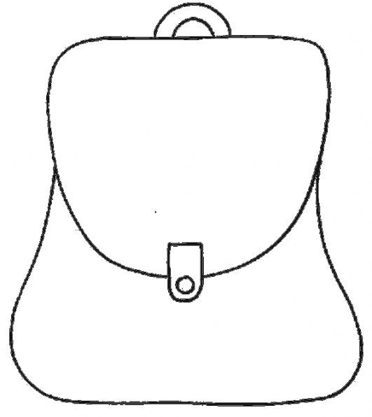 KleuterDigitaal - wb vorm rugzak