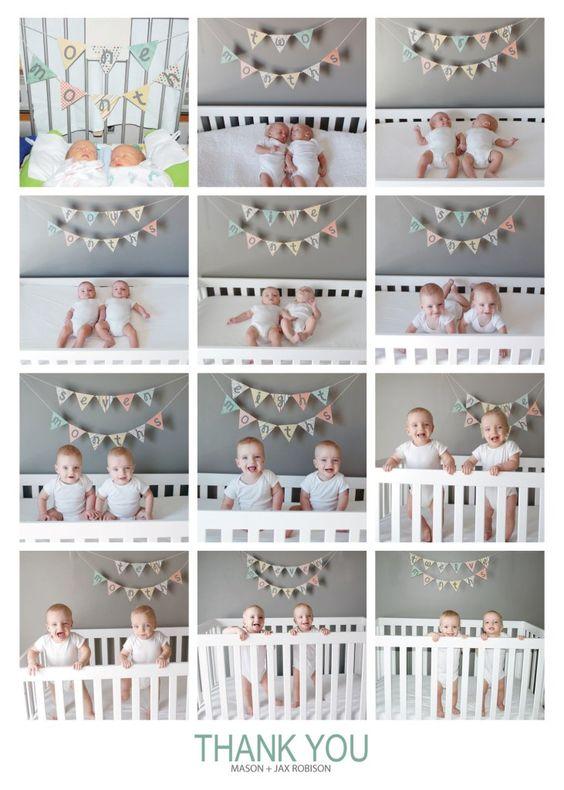 Фото-идеи для близнецов | Впервые мама