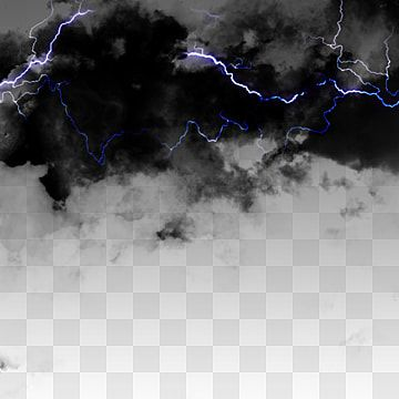 Purple Lightning Thick And Realistic Dark Cloud Dark Clouds Black Cloud Lightning Png Transparent Clipart Image And Psd File For Free Download In 2021 Dark Clouds Purple Flower Background Blue Sky Background