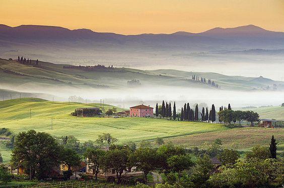 Valdorcia - Itália