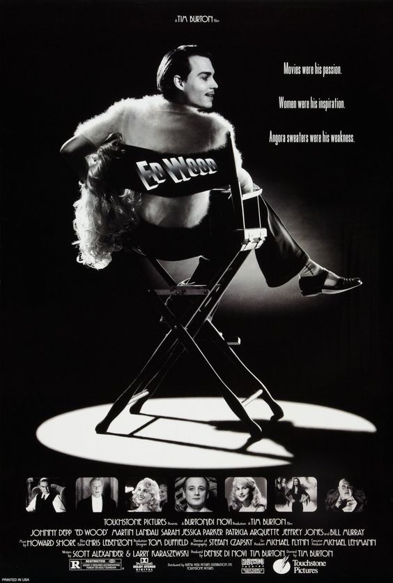 My favourite movie from one of my favourite director's, Tim Burton, about the worst director of the worst movies. What's not to like?: Directort Movies, Moviess 3, Movies What S, Favorite Movies, Movie Poster, Movies Movies Movies, Fav Movies, Movies Recommended, Movies I Ve