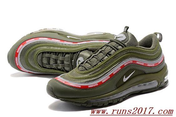 Nike Air Max 97 AOP Black Khaki Velvet brown AQ4132 001