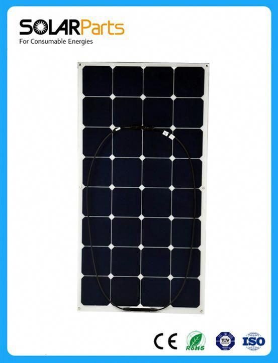 Click To Buy Boguang 4 Pcs 100w Pv Flexible Solar Panel Module Cell Worked As Battery Charger Camping Rv Sol Rv Solar Power Solar Power Charger Rv Solar