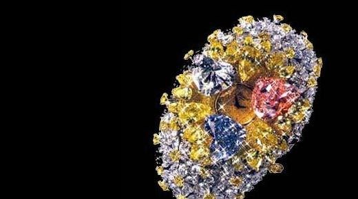 2. Chopard 201-Carat Watch  Priced at 25 million