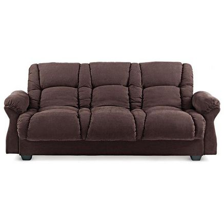 Sears sofa bed smileydotus for Sears futon sofa bed