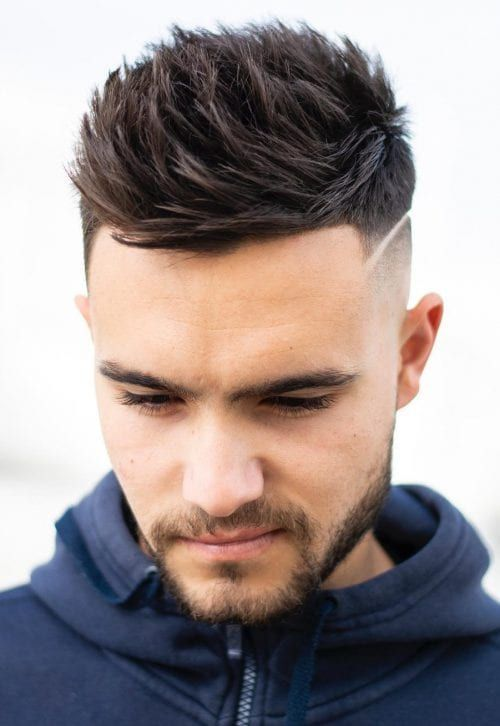 40 Statement Hairstyles For Men With Thick Hair Mens Hairstyles Thick Hair Mens Hairstyles Short Thick Hair Styles