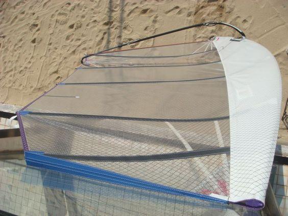 Aerolite sail