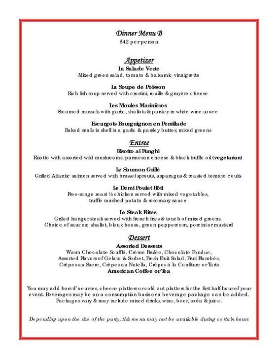 Image result for dessert menu Santorini On Oxford Dessert Menu - dessert menu template