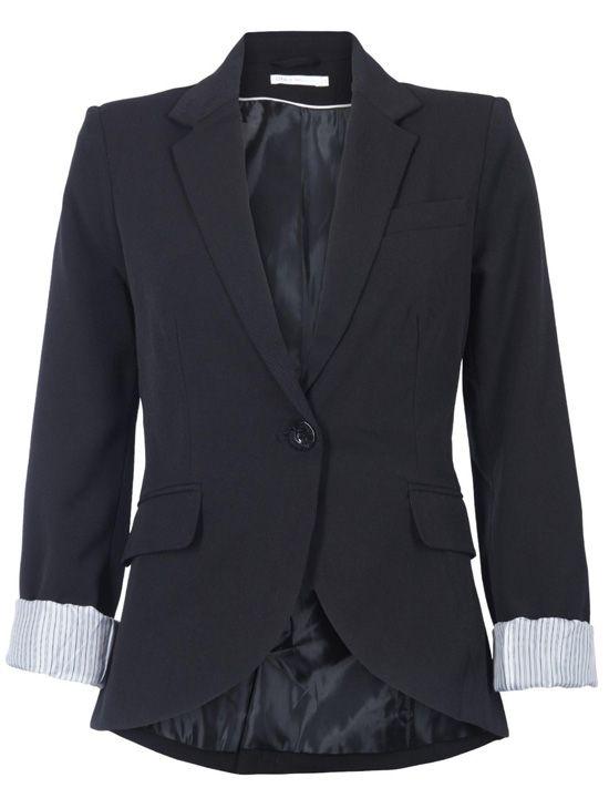 Sade Klasik Bayan Ceket Modelleri Bayanlar Moda Kiyafet Stil