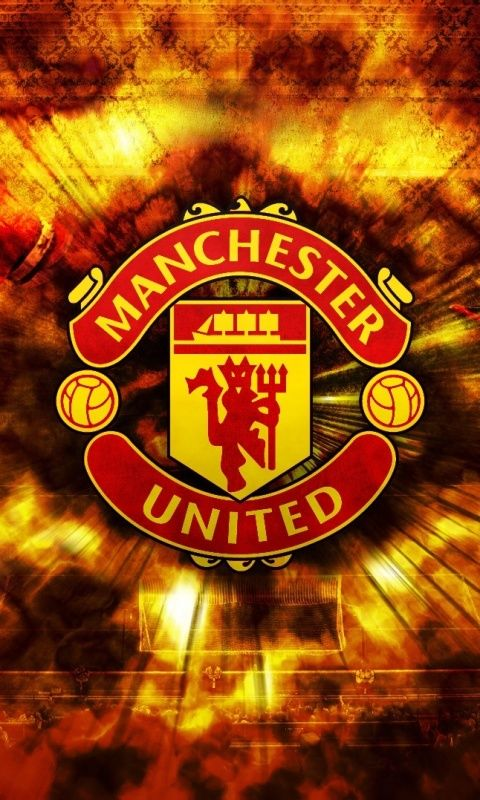 Wow! I really love this one! Looks very modern and recent kind of style picture this wallpaper that I also have on my phone, of Manchester United!