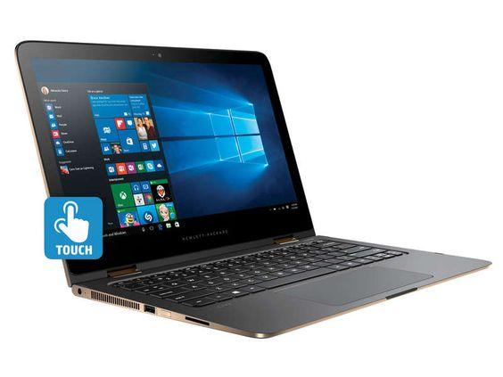 Pc portable 13.3 '' Windows 10 HP SPECTRE X360 13-4155NF pas cher prix promo Ordinateur portable Conforama 1 499.99 €