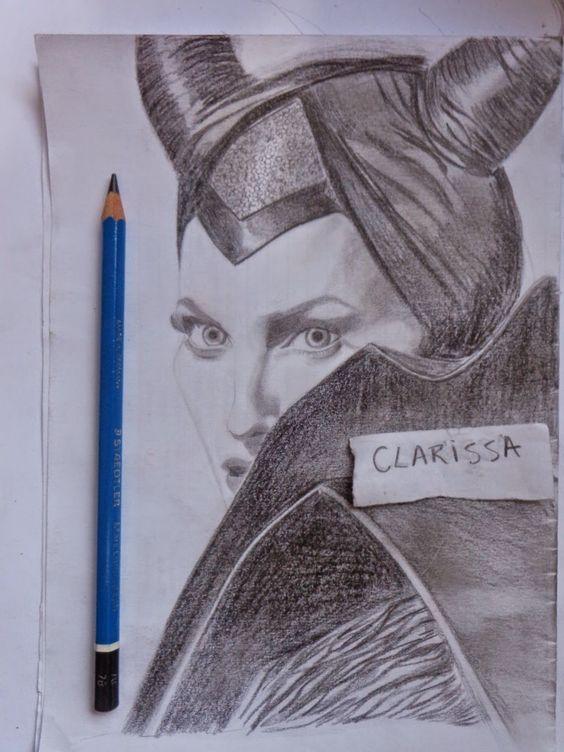 by Clarissa Santos www.somedrawingsmine.blogspot.com.br/