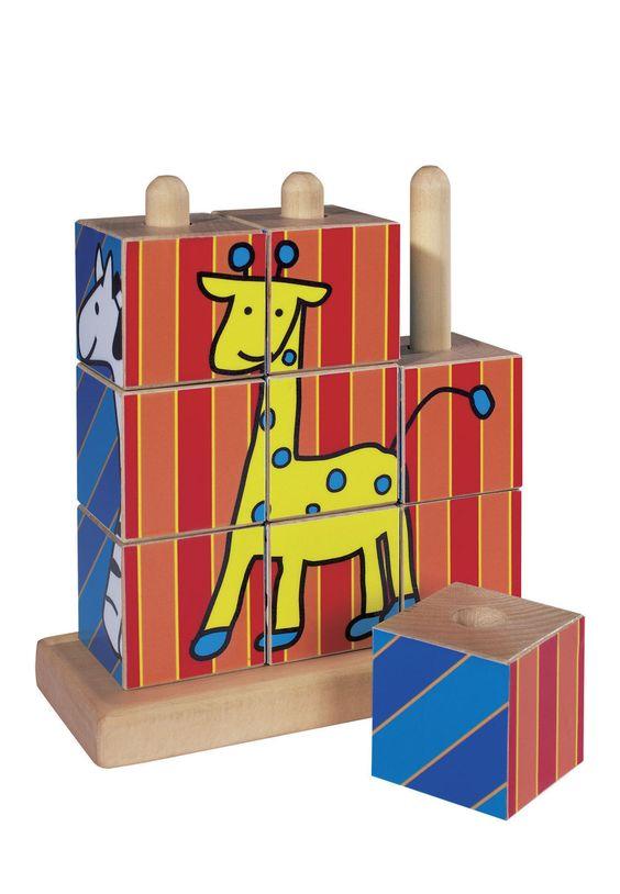 Eichhorn bilderwürfel Puzzle, EUR 12,99