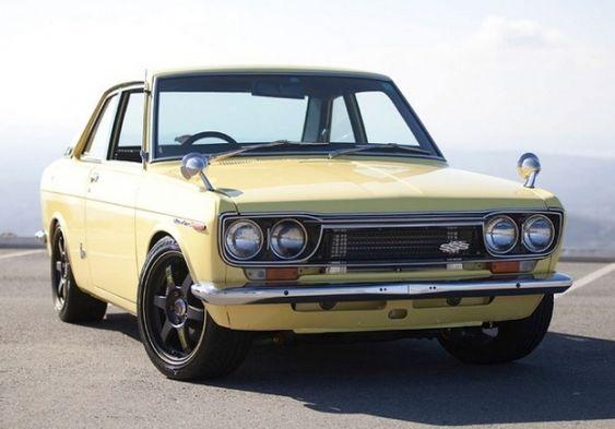 1970 DATSUN 510 BLUEBIRD