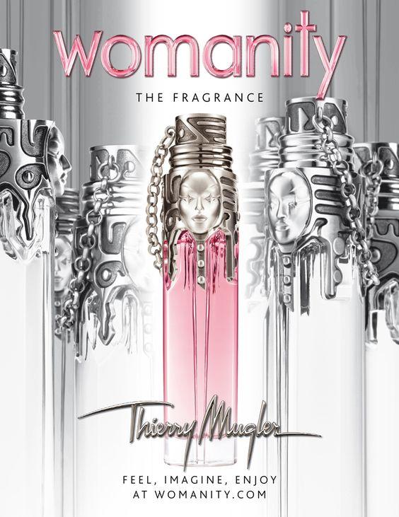 """Womanity - my favorite """"date"""" perfume"""