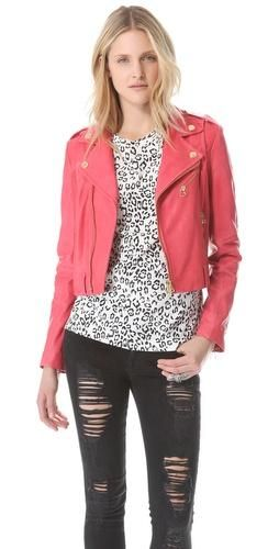 Loving this jacket from Pierre Balmain! #currentlyobsessed #fashion