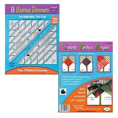 Clearly Perfect Angles Sewing//Quilting Tool By Kari Carr