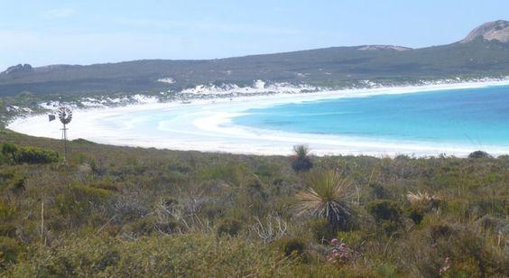 LUCKY BAY CAPE LE GRAND WESTERN AUSTRALIA
