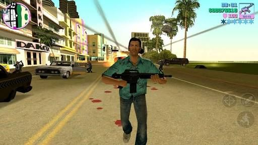 Gta Vice City Apk Obb Data Mod Download On Android In 2020 Grand Theft Auto City Games Download Games