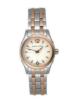 Hamilton Lady Jazzmaster White Dial Women's watch #H32271155