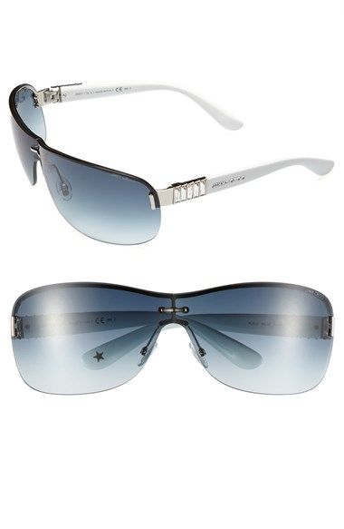 Jimmy Choo 'Flo' 76mm Sunglasses available at #Nordstrom