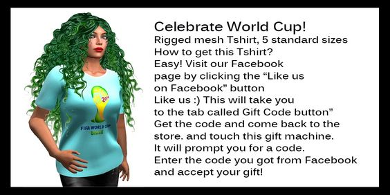 Dandy and Niki Creations: We are celebrating World Cup!