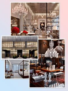 L'hotel Baccarat a New-York