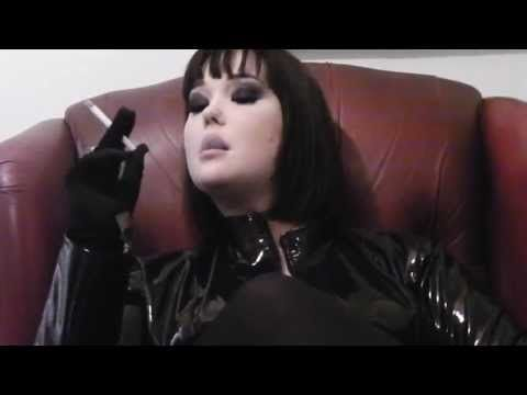 Princess smoke smoking fetish update