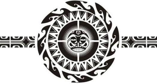 Resultado De Imagem Para Maori Perna Desenho Marquesantattoos