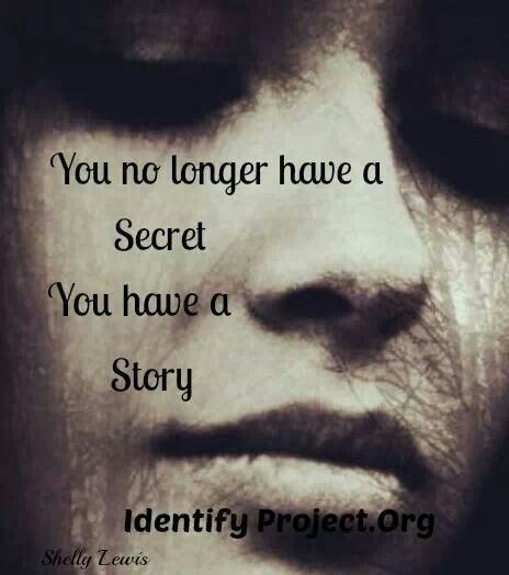 Secret To A Story #addictioninfographics #recovery