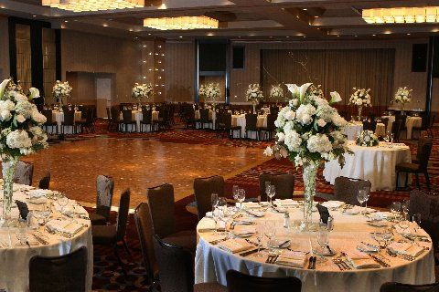 Livingston Ballroom of The Heldrich Hotel - Weddings @ #TheHeldrich | New Brunswick, New Jersey