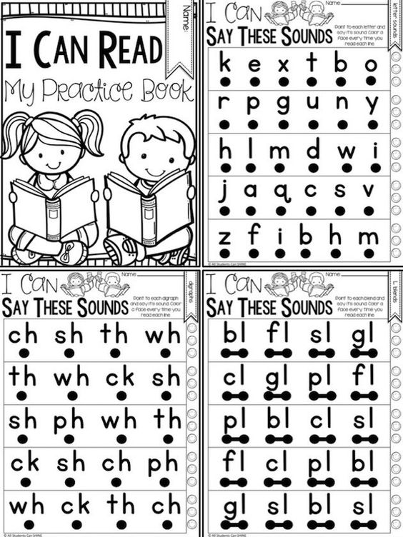 Reading intervention Activities. Everything is ready for your class. Just print and go! These reading activities are perfect for:Fluency practice, Guided Reading, RTI, Parent volunteers, Morning work, & Homework. Little readers will practice reading: Letter sounds, Digraphs, Blends, Vowel teams, Diphthongs , R-controlled vowels, CVC words, Words with blends digraphs and vowel teams, Sight words, & Short phrases/sentences.