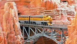 America Highlights - model building - model railway Hamburg