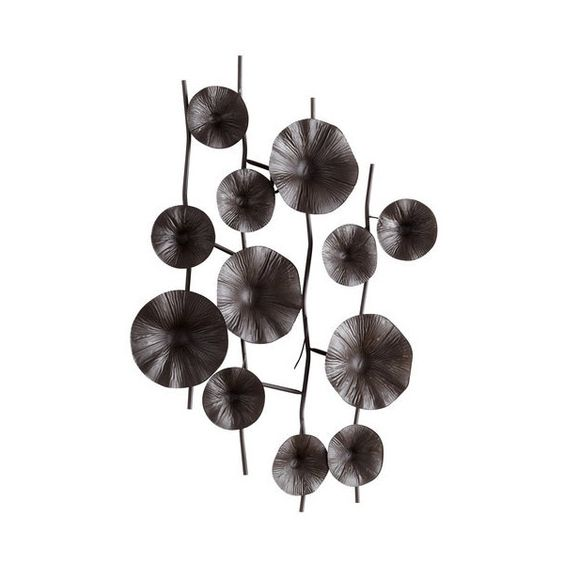 Cyan Design 05633 Poppy Wall Decor Graphite Home Decor Wall Decor 123 Liked