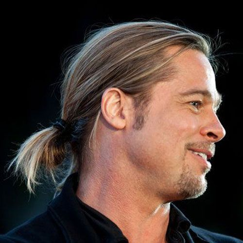 How To Trim Your Sideburns 2020 Guide Man Ponytail Mens Ponytail Hairstyles Long Hair Styles Men