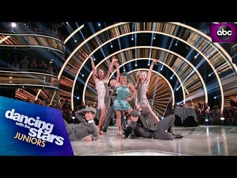 Sky Jt S Charleston Dwts Juniors Youtube With Images