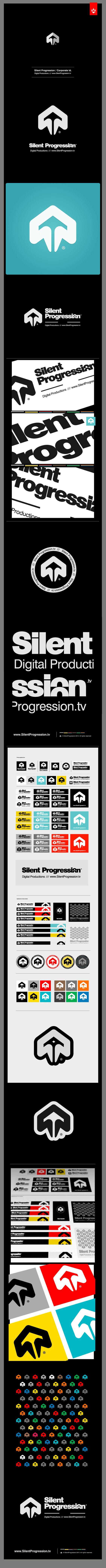 Silent Progression by KRFX , via Behance