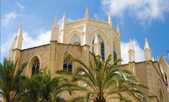 Iglesia de la Puríssima Xiqueta - Benissa: Cathedral, Alicante Spain, Benissa Valldepop, Of The, Costa Blanca