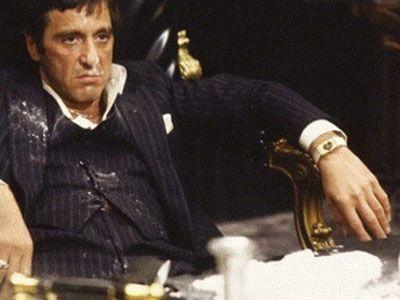 Al Pacino Scarface Coke