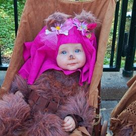 Baby girl ewok costume | Baby and kid things | Pinterest ... Baby Ewok  sc 1 st  tvnewsclips.info & Baby Ewok Costume - 2018 images u0026 pictures - DIY Ewok Halloween ...