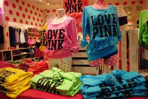 Pink Shirt Shop